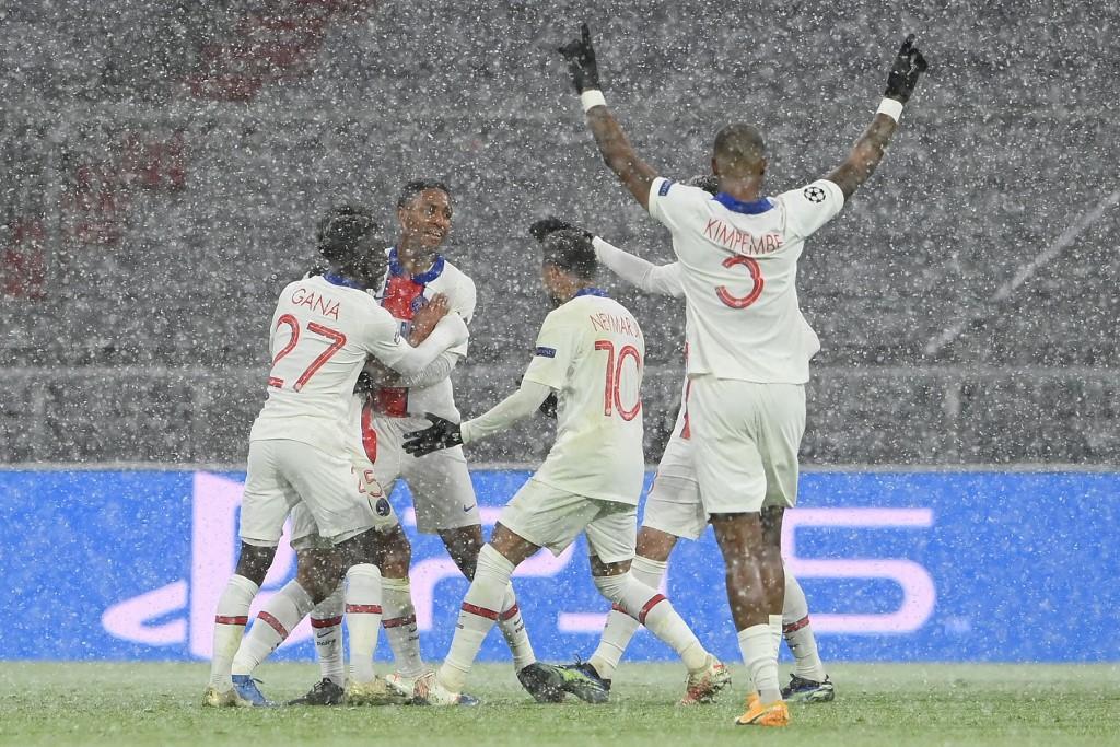 Mbappé París Saint-Germain