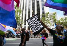 Black Lives Matter y LGBT