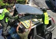 Detuvieron a una pareja que transportaba un alijo de cocaína desde San Cristóbal hacia Caracas