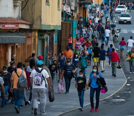 casos de covid -19 flexibilización-Venezuela-desde el inicio de la pandemia