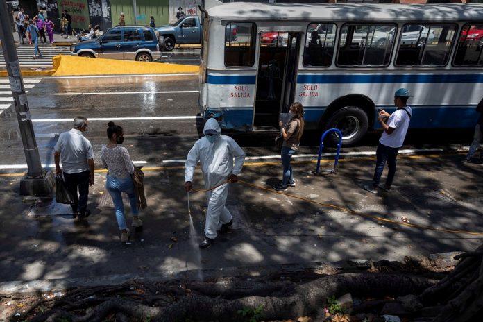 Pandemia Venezuela Julio Castro
