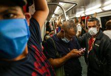 casos de coronavirus covid-19 Federación Médica Venezolana: De cada 10 venezolanos 5 se han contagiado de covid-19-por covid-19 en