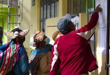 Partido de Luis Arce va en desventaja en el balotaje de cuatro gobernaciones de Bolivia