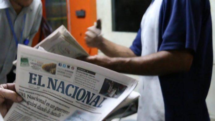 Medios de comunicación venezolanos que se solidarizaron con El Nacional