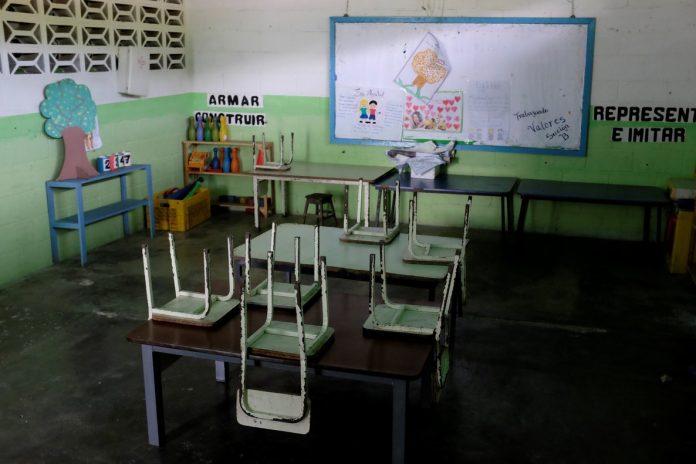 clases presenciales Clases a distancia Maduro