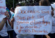 Menos de 10% de los docentes en Táchira están vacunados contra el coronavirus