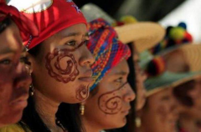 indígenas afrodescendientes