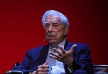 Vargas Llosa llama a los peruanos a votar por Keiko Fujimori
