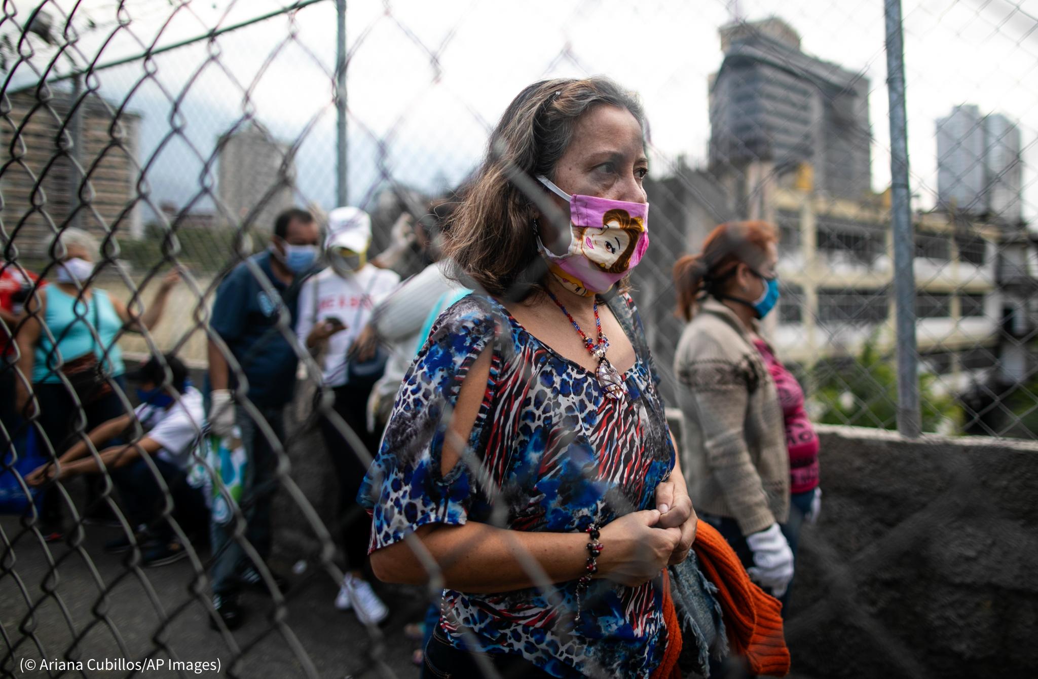 Venezuela rompe de nuevo récord diario de muertes por covid-19