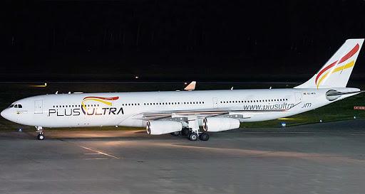 Vozpópuli: España culpó a Venezuela de que Plus Ultra sea la única aerolínea con vuelos a Caracas