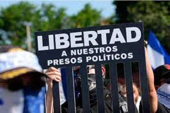 presos políticos, El Nacional