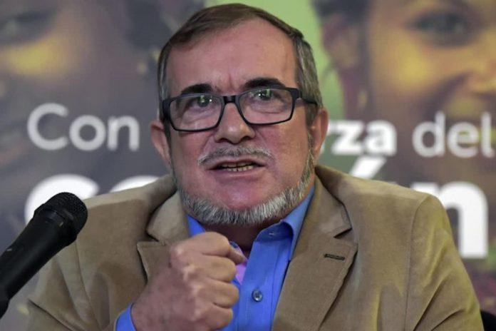 Timochenko negó reuniones con Iván Márquez y Jesús Santrich en Venezuela