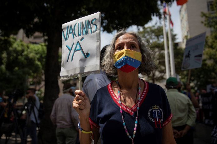 contagios de casos Venezuela sumó 312.115 casos de coronavirus confirmados por el régimen