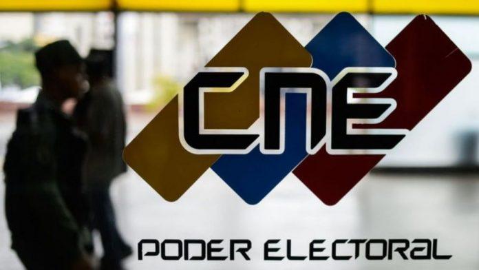 Venezuela, CNE, Consejo Nacional Electoral