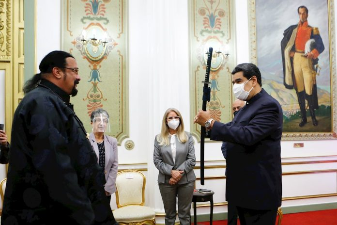 Maduro Steven Seagal