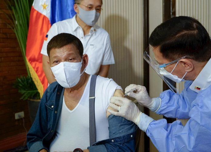 Filipinas el-presidente