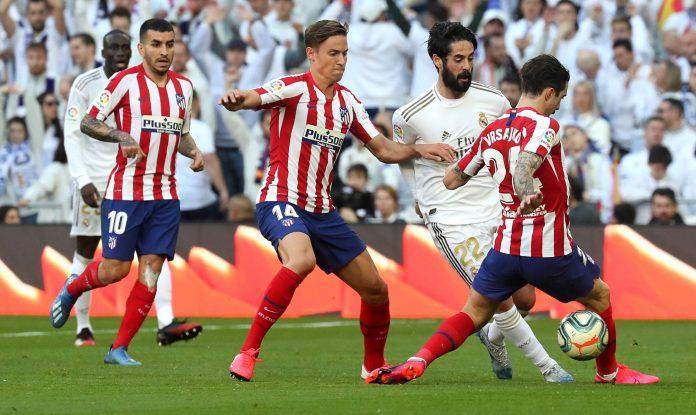Atlético Real Madrid