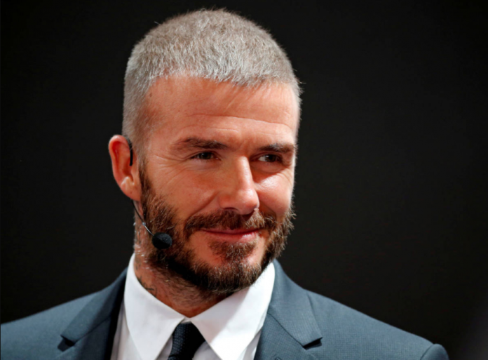 Beckham accede al Salón de la Fama de la Premier League