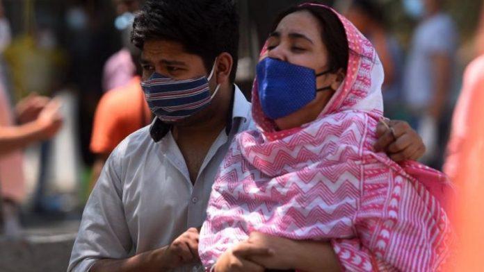 pandemia-covi-19-muertes covid Coronavirus India