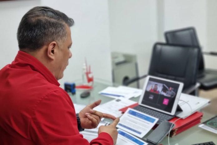 El Saime actualizó su página web para la realización de trámites - Saime comenzará la atención de citas para los venezolanos en el exterior a partir del 1 de junio