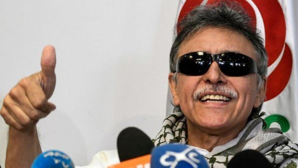 Jesús Santrich FARC