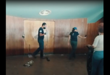 Limpieza Aula Magna