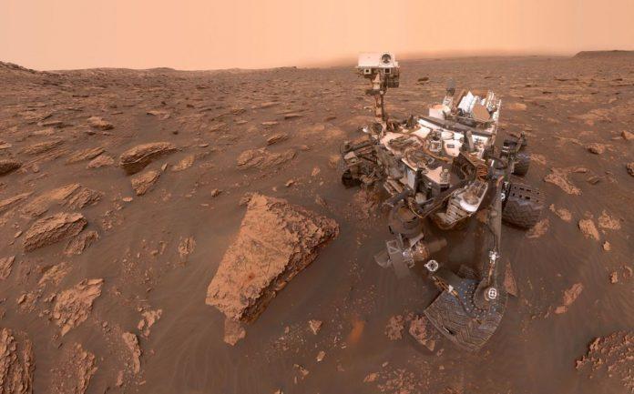 La NASA registra un gran terremoto que duró casi una hora y media en Marte