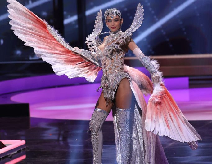 Traje típico Miss Universo