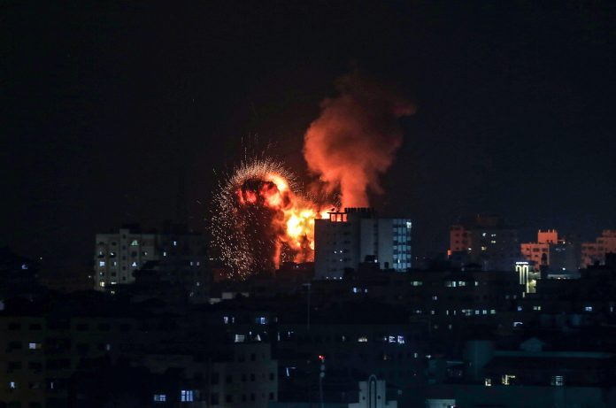 """Israel Israelíes: """"No había vivido una situación similar en 12 años"""""""