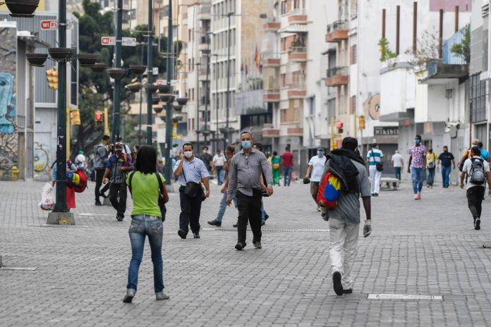 cuarentena radical Venezuela