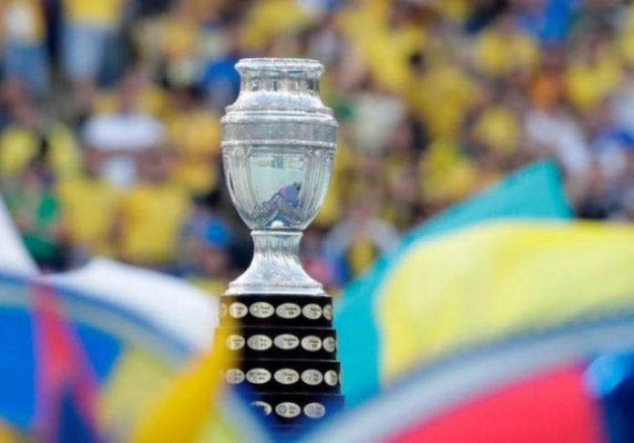 Copa América-Supremo Brasil