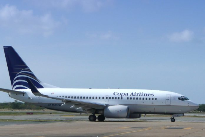 Copa Airlines expanded its air operations between Panama and Venezuela