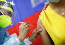 Hospital Los Magallanes de Catia realizó jornada de vacunación contra el coronavirus para adultos mayores