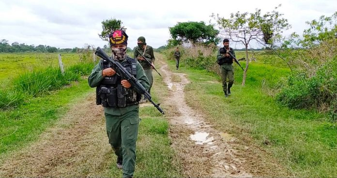 militares desaparecidos Fundaredes alertó sobre otros heridos de gravedad por conflicto armado en Apure