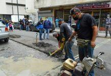 Unos 50 edificios del casco de Chacao se beneficiarán del pozo profundo de Plaza El Indio