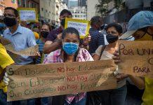 90% de los docentes en Lara han migrado a otros oficios para sobrevivir