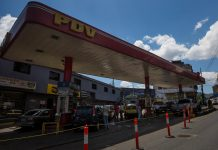 gasolina subsidiada
