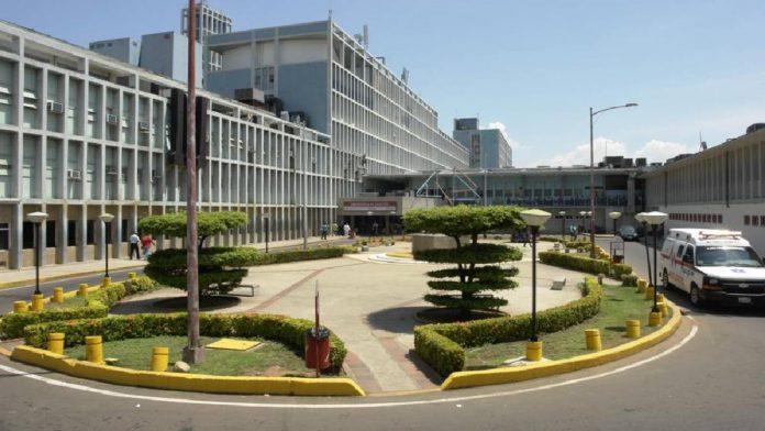 Hospital Universitario de Maracaibo está completamente colapsado