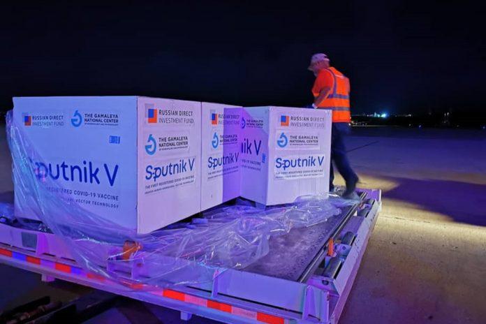Nuevo cargamento con 50.000 vacunas Sputnik V llegó a Venezuela