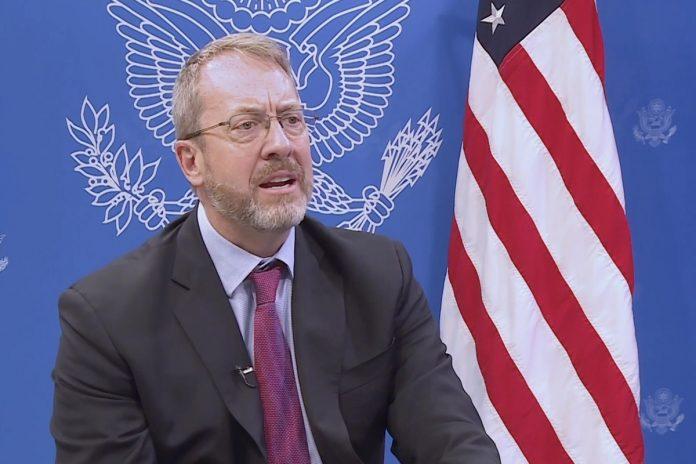 James Story afirmó que EE UU evaluará las sanciones al régimen si hay una ruta a elecciones libres en Venezuela