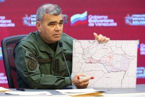 Frente Institucional Militar, Guerrilleros pidieron a Padrino López cesar el fuego a cambio de entregar a militares secuestrados