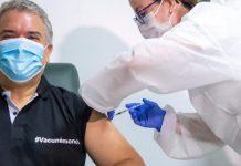 vacunado contra el covid-19