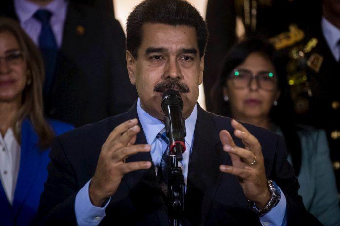 Nicolás Maduro acusó a Leopoldo López y Colombia de dirigir a las bandas de la Cota 905