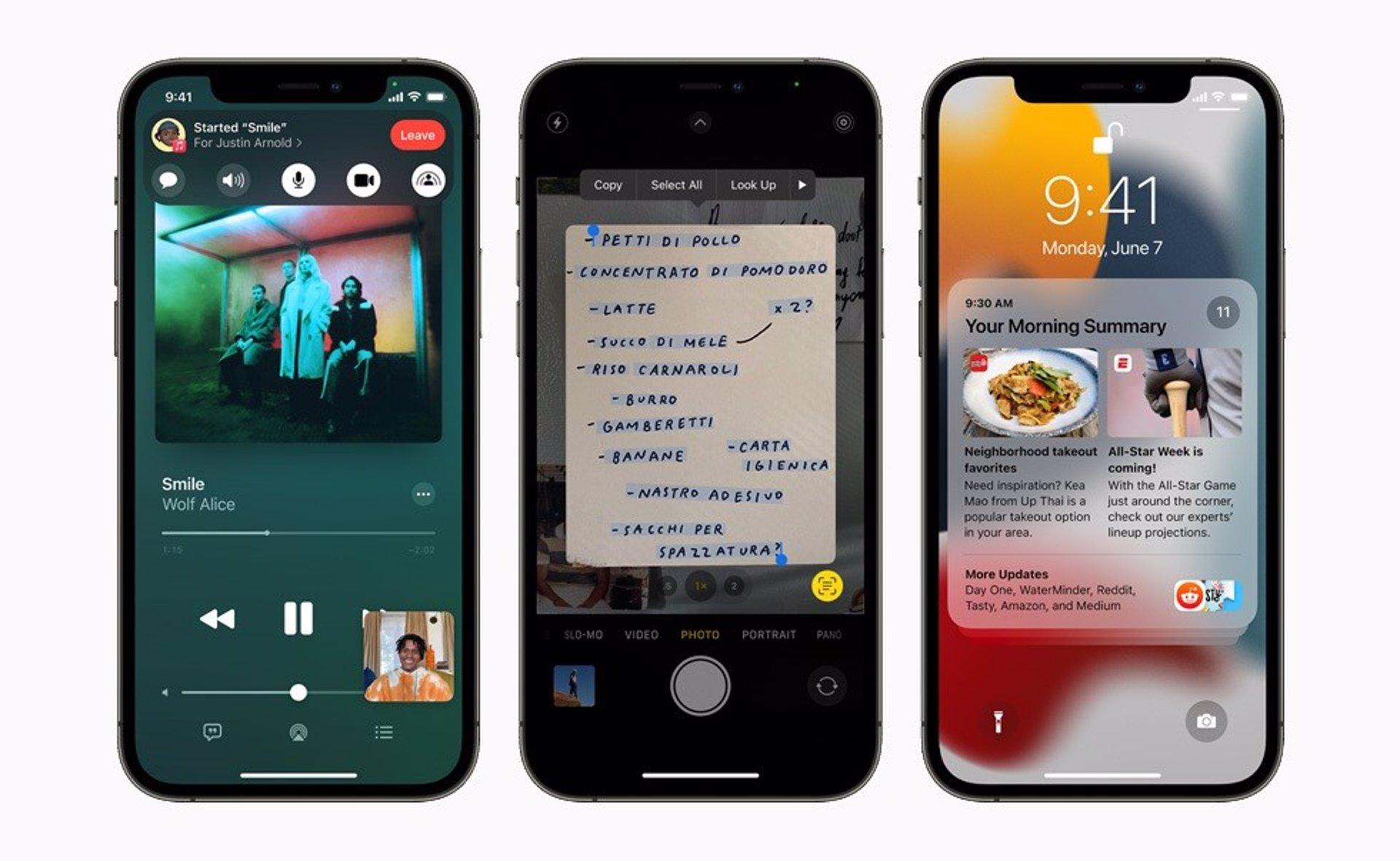 Apple seguirá actualizando la seguridad de los dispositivos iOS 14
