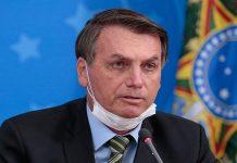 Bolsonaro de Copa América