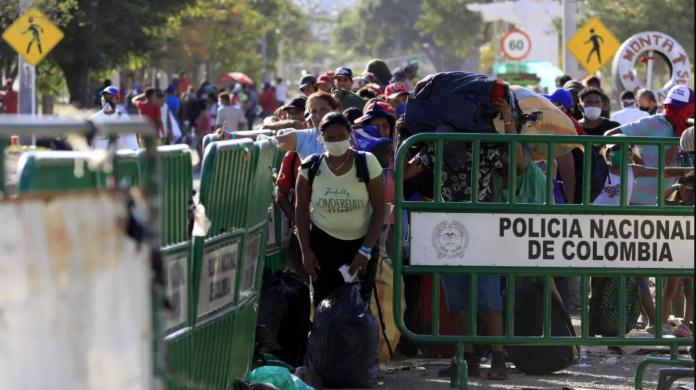 venezolanos Colombia regularización España promete 59 millones de dólares más para asistir a refugiados venezolanos