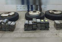 Autoridades en México decomisaron droga