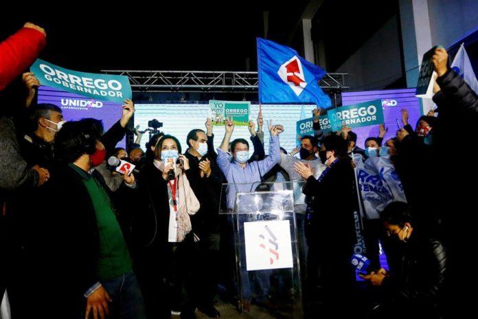 La centroizquierda en Chile