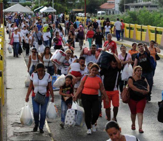 Acnur OIM Ecuador, Lasso, migrantes venezolanos-Día Refugiado