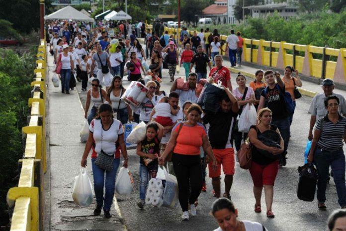 Acnur OIM Ecuador, Lasso, migrantes venezolanos-Día Refugiado y Colombia